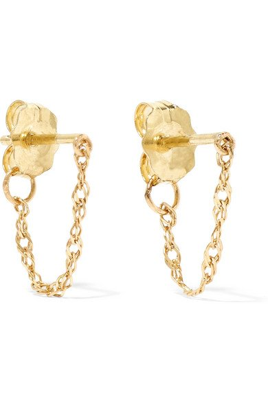 14 Karat Gold Earrings
