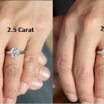 2.5 Carat Engagement Rings