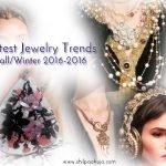 2016 Jewellery Trend Forecast