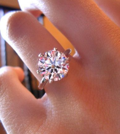 5 Carat Tiffany Engagement Ring