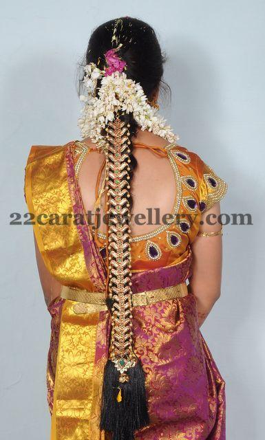 Bangaru Jada Designs