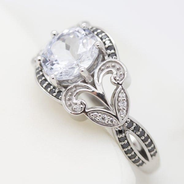 Bespoke Design Wedding Rings