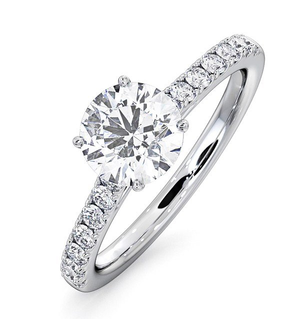 Best diamond for engagement ring