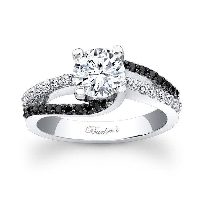 Black Diamond Ring Designs