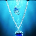 Blue Jewelry Wallpaper Collection