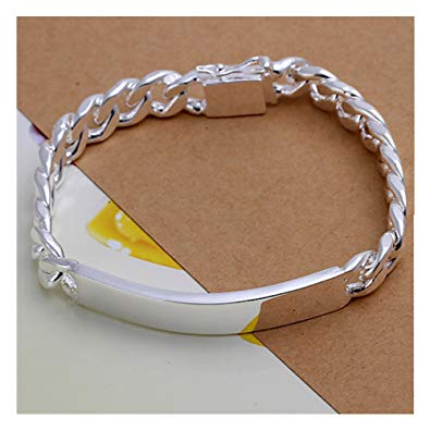 Bracelet silver design