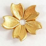 Brass Flower Jewerly