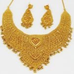 Bridal Gold Necklaces