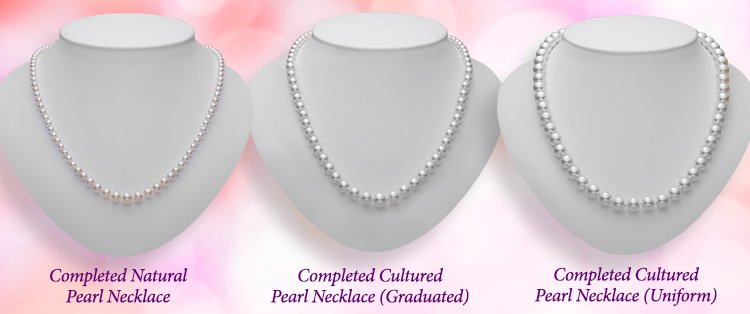 Build A Pearl Necklace