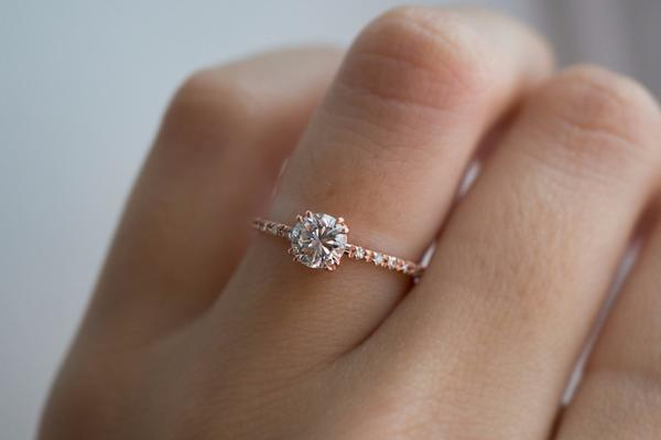 Carat Diamond Engagement Rings