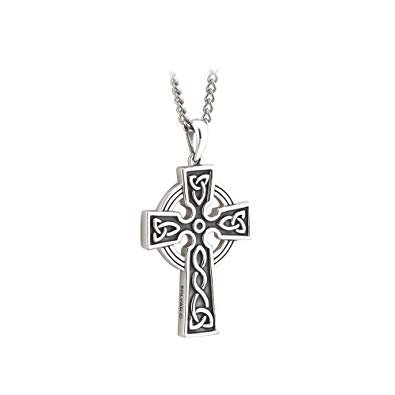 Celtic Cross Necklace For Men