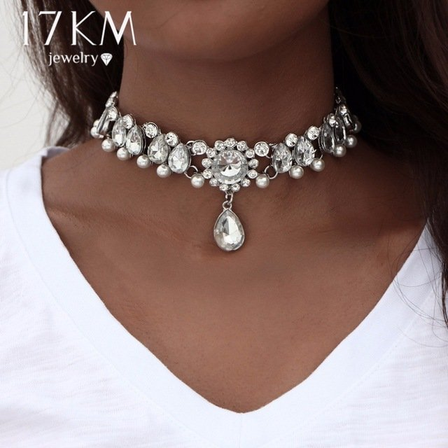 Collar Necklace Jewerly