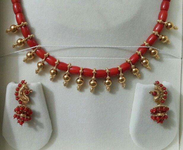 Coral Jewellery Designs
