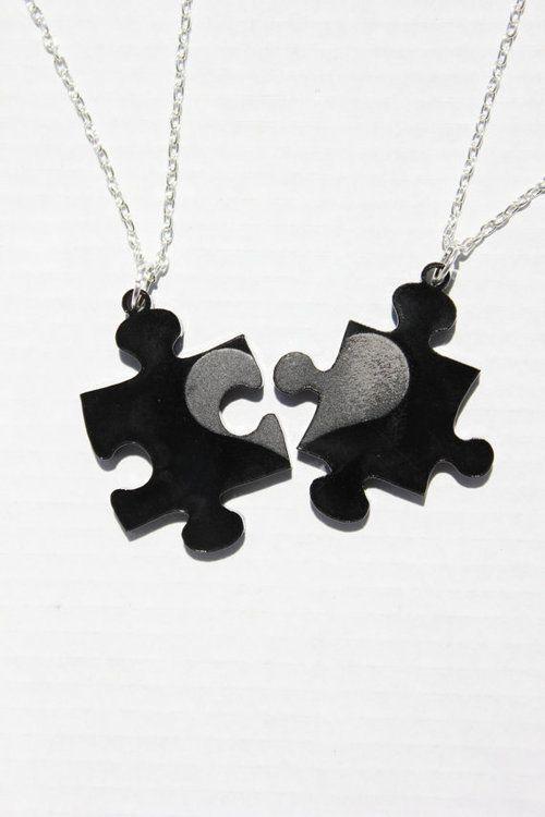 couple necklaces tumblr