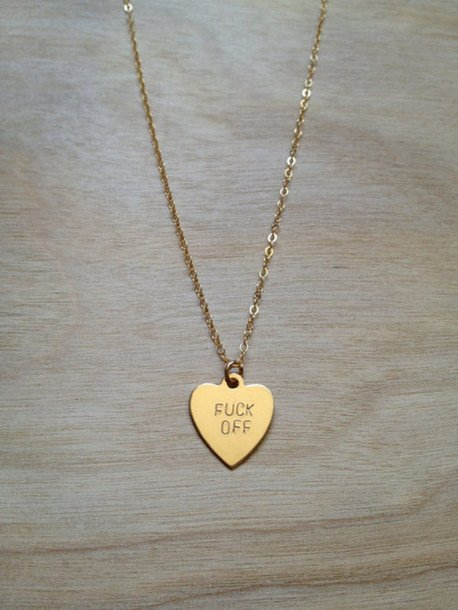 Cute Heart Necklaces Tumblr