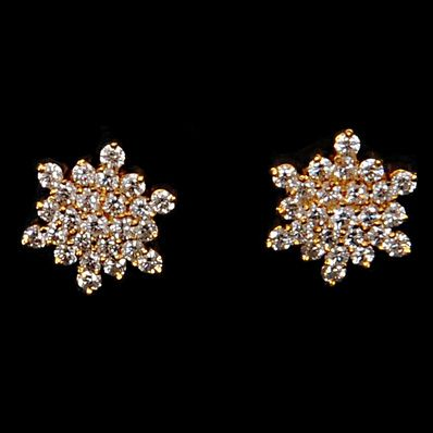 Designs Of Earrings By Nakshatra
