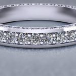 Designs Of How Should Wedding Rings Be Worn