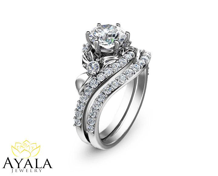 Designs Of Wedding And Engagement Rings