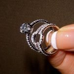 Designs Pictures Of Wedding Rings Connected