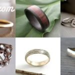Eco Wedding Rings Design
