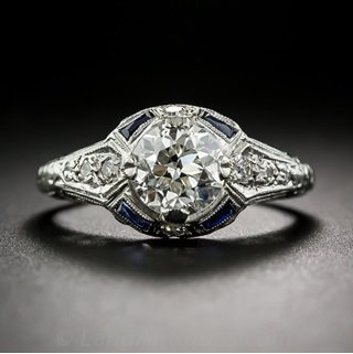 Edwardian Engagement Rings History
