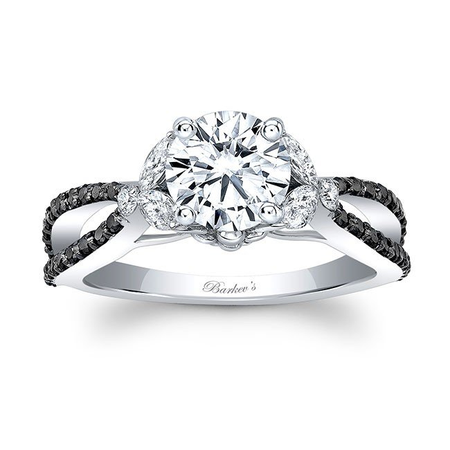 Engagement Rings Black Diamonds