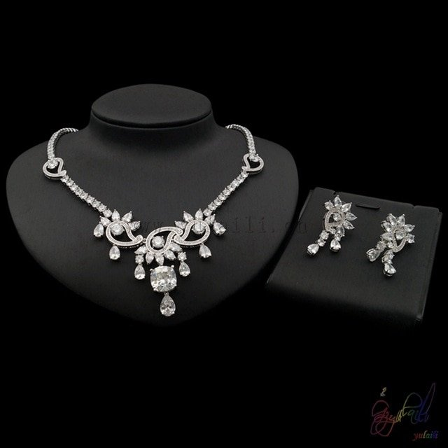 Expensive Jewelry Set