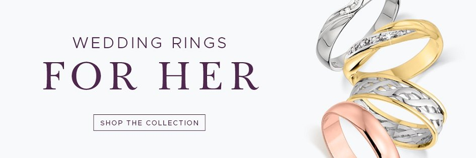 F Hinds Wedding Rings