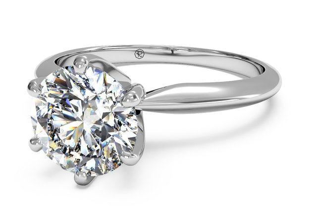 Glamor But Elegance Cartier Engagement Rings