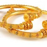Gold Bracelets Tanishq ideas