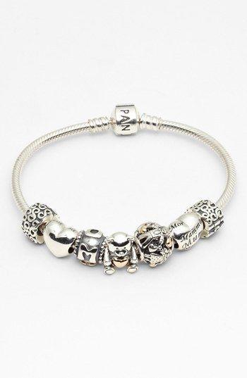 Gold Jewelry Pandora Design
