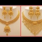 Gold Necklaces Designs For Women