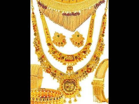 Gold Ornaments Collections