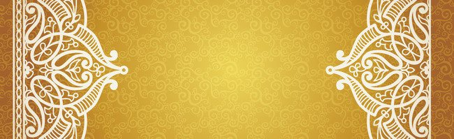Gold Wedding Background Design
