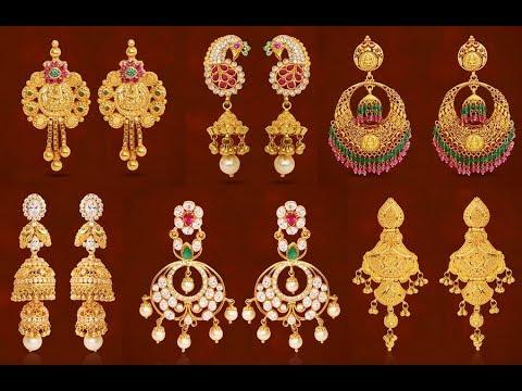 Grt Gold Earrings