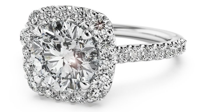 Halos Engagement Ring Trends 2015