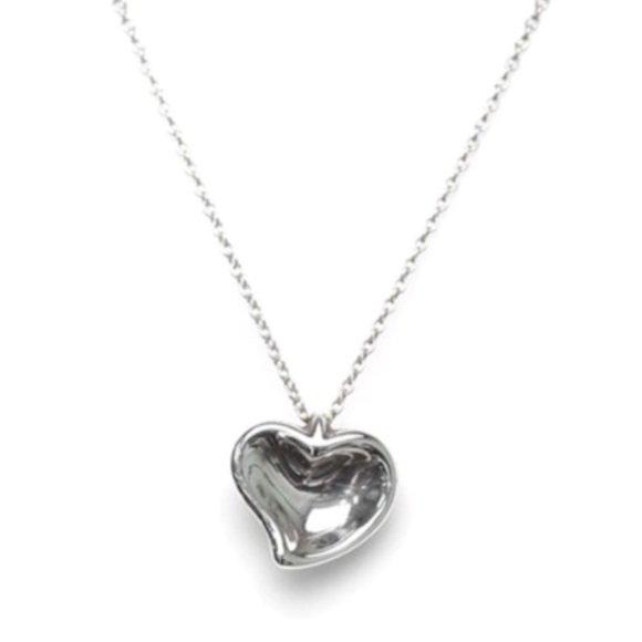 Heart Necklaces Tiffany