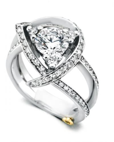 High End Engagement Rings