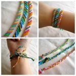 How To Make A Friendship Bracelet Out Of String