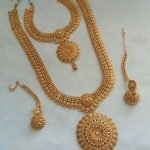 Indian Gold Jewelry Design