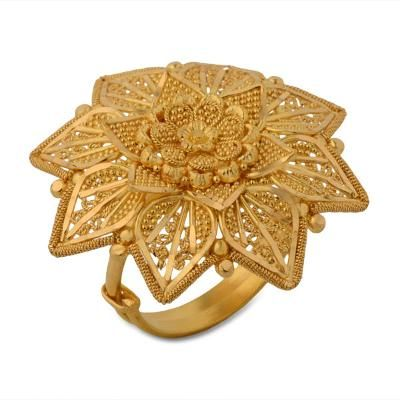 Indian Gold Ring Designs