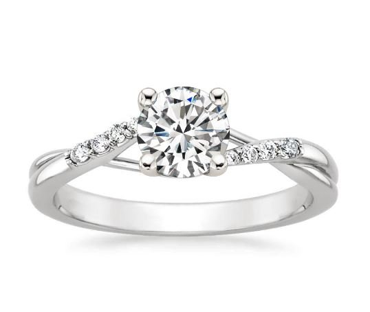 Inexpensive Engagement Rings