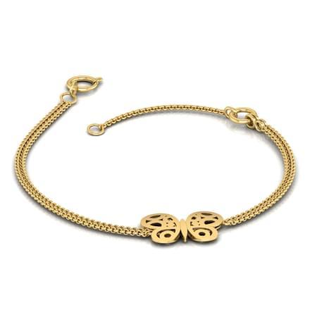 Kids Gold Bracelet Designs