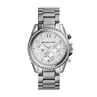 Michael Kors Watch Silver Women's