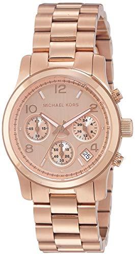 Michael Kors Watch Women Rose Gold