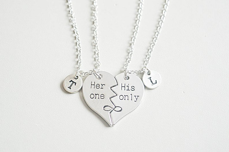 Necklaces For Couples