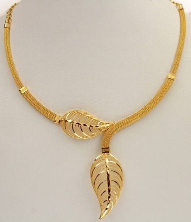 New Design Of Gold Necklace