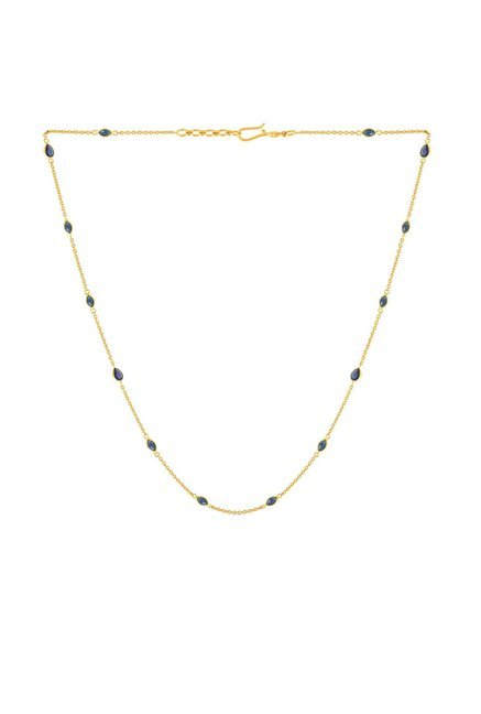 New Model Gold Necklace Malabar Gold