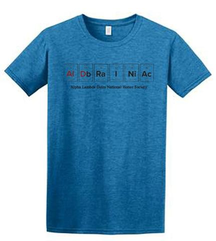 Sapphire Color Shirt
