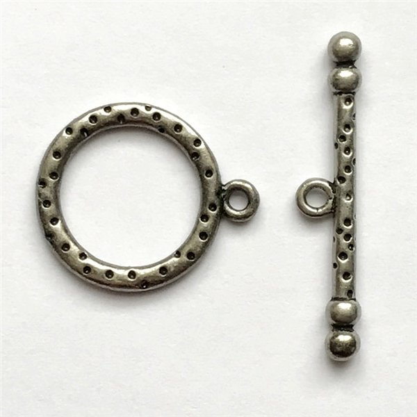 Silver Clasp Jewerly